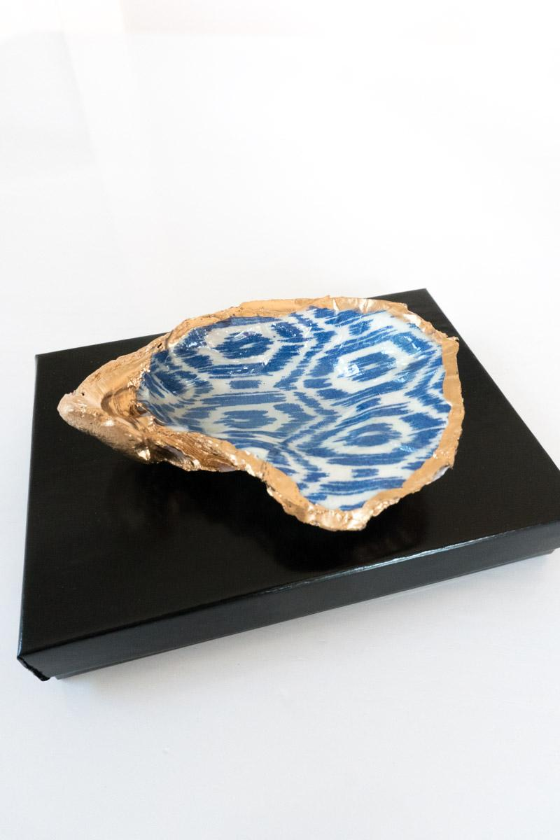 oyster shell dish gift