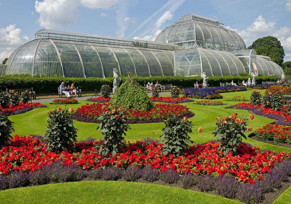 Virtual Garden Tour Kew botanical gardens