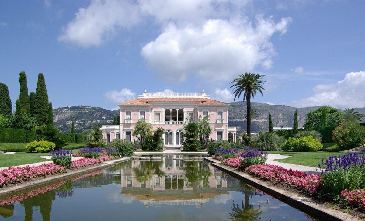 Villa Ephrussi de Rothschild Virtual Tour