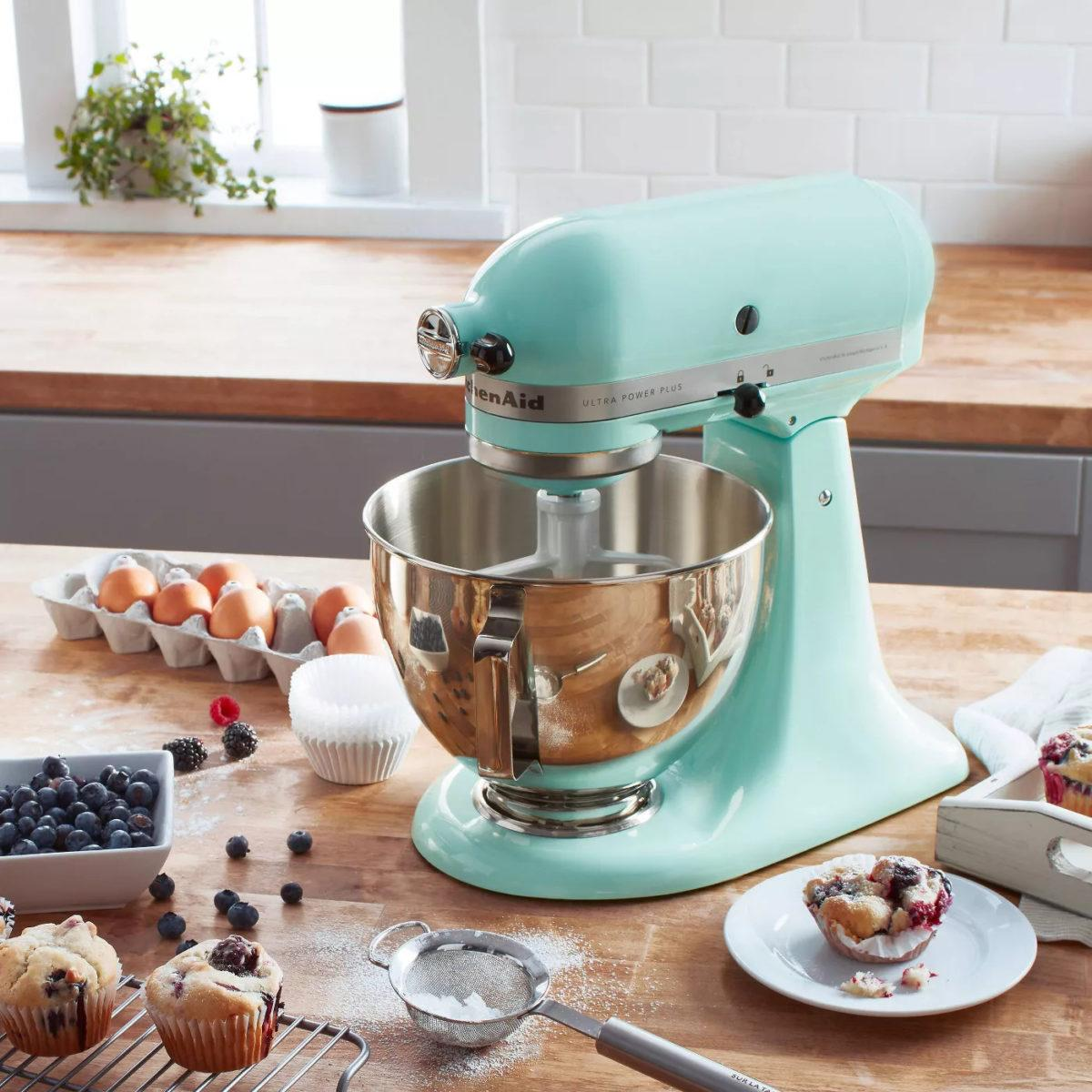 kitchenaid stand mixer appliance