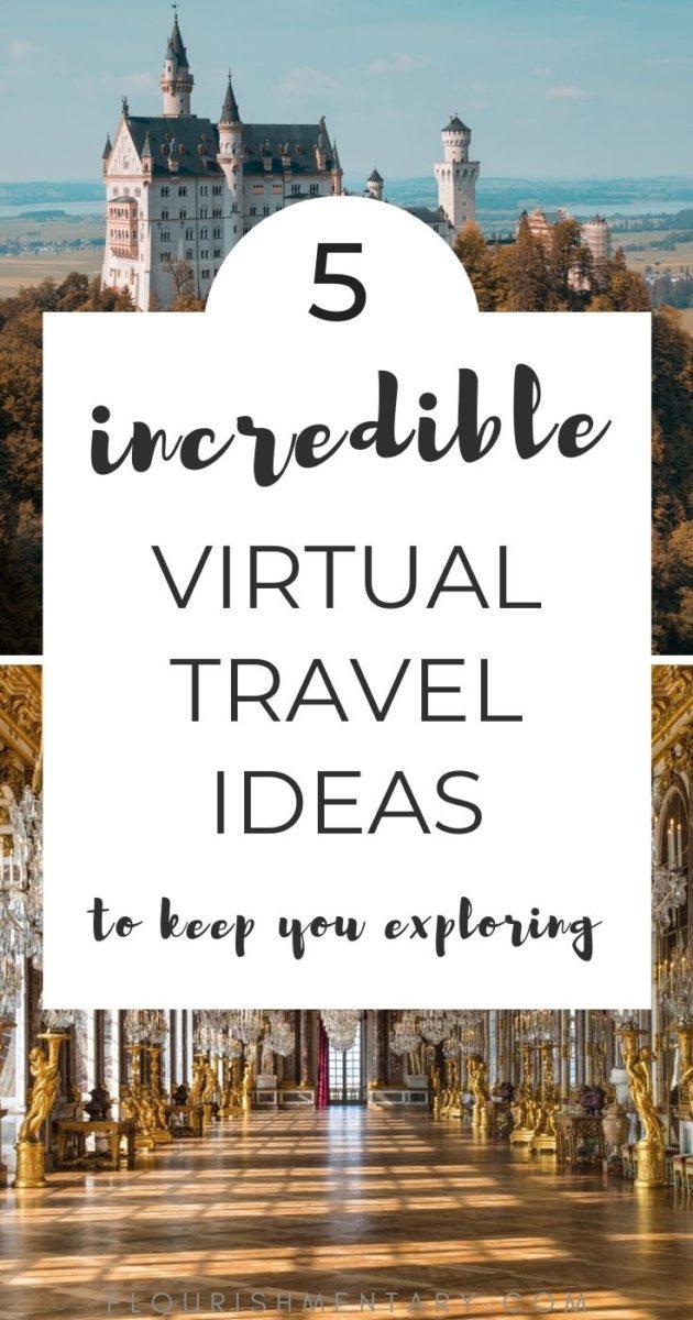 virtual travel ideas