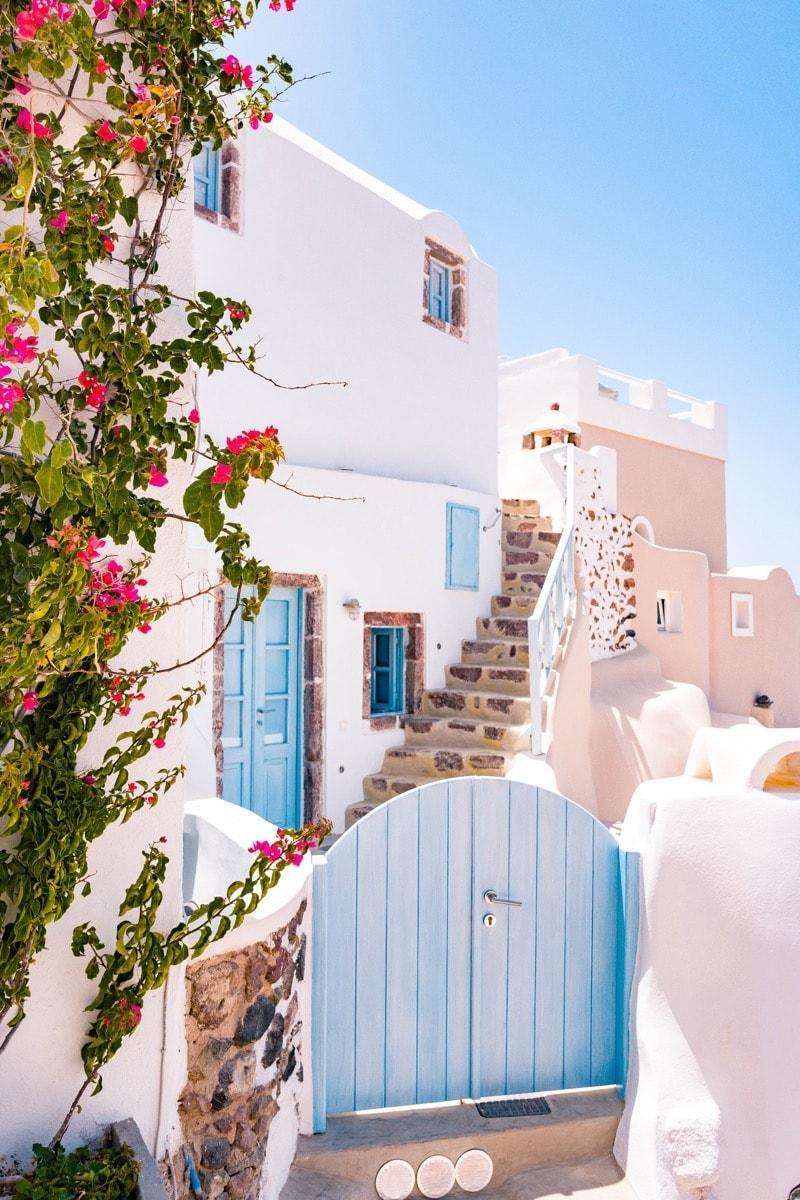 travel aesthetic wallpaper greece