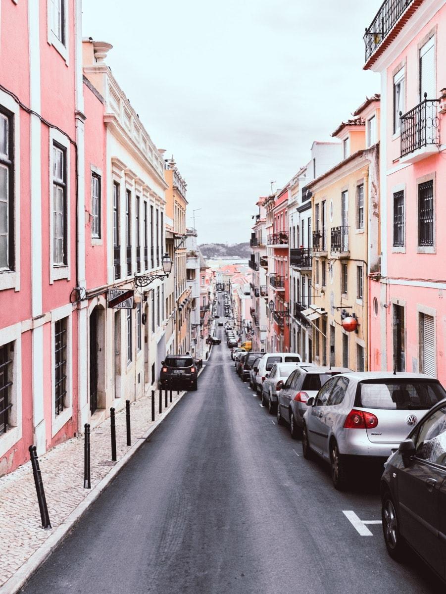 travel aesthetic wallpaper portugal