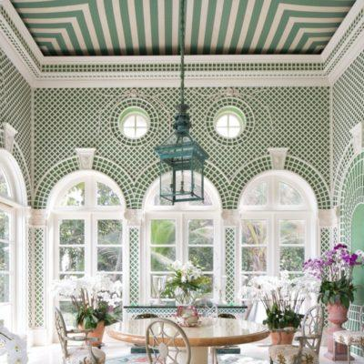 How To Decorate With Trellis Inside Your Home