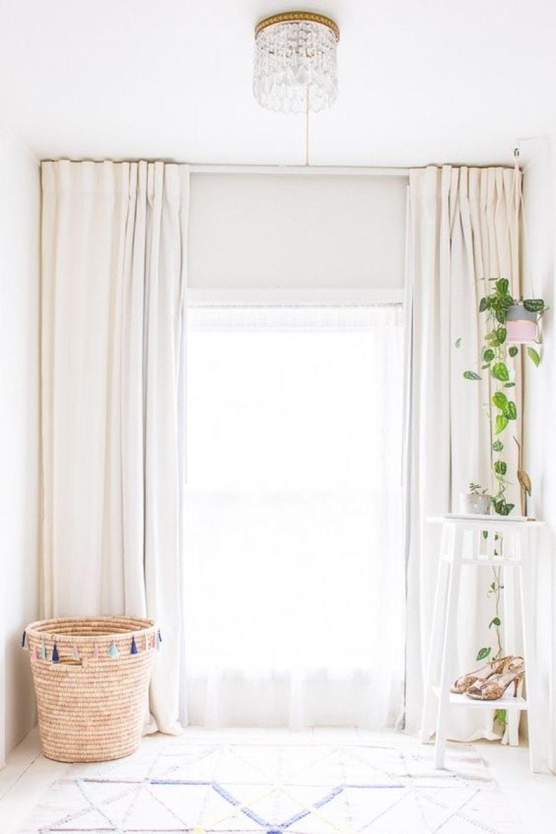 ways to make a room feel brighter