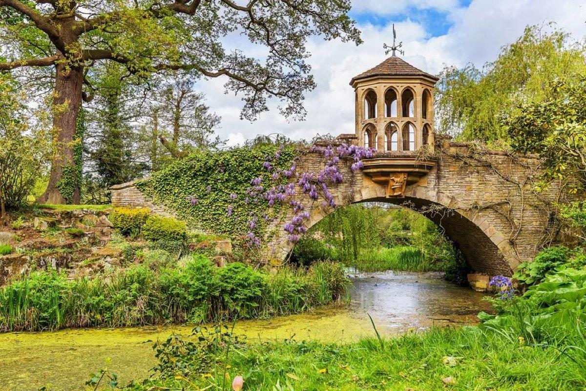 Dunsborough Park Bridge Folly