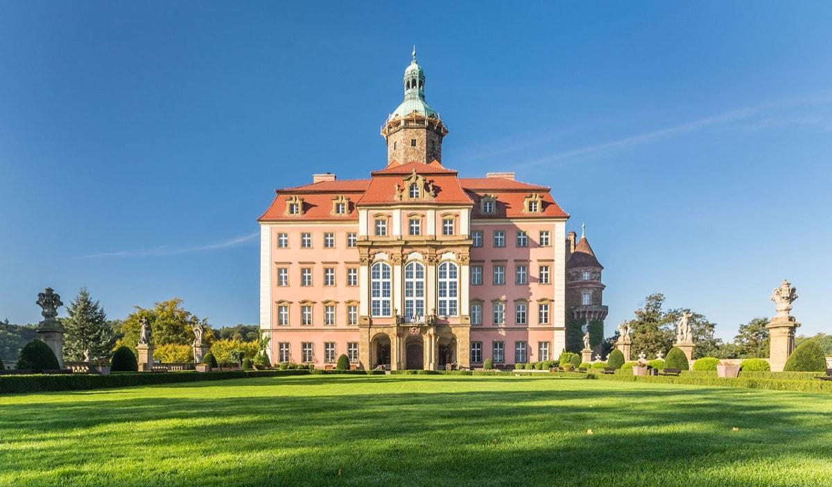 Ksaiz Cаѕtlе, Poland