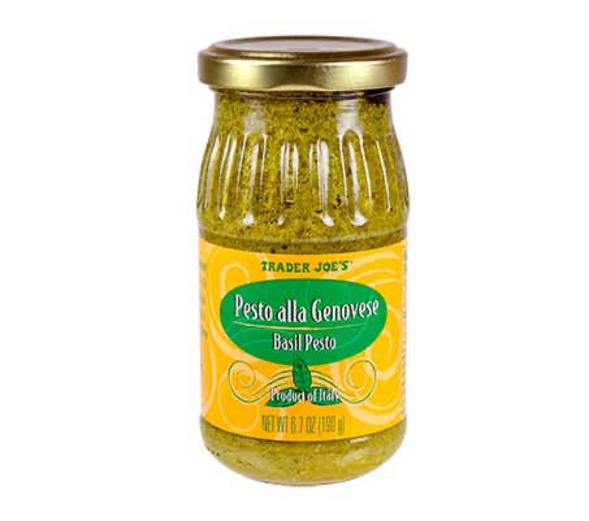 Trader Joe's Pesto alla Genovese