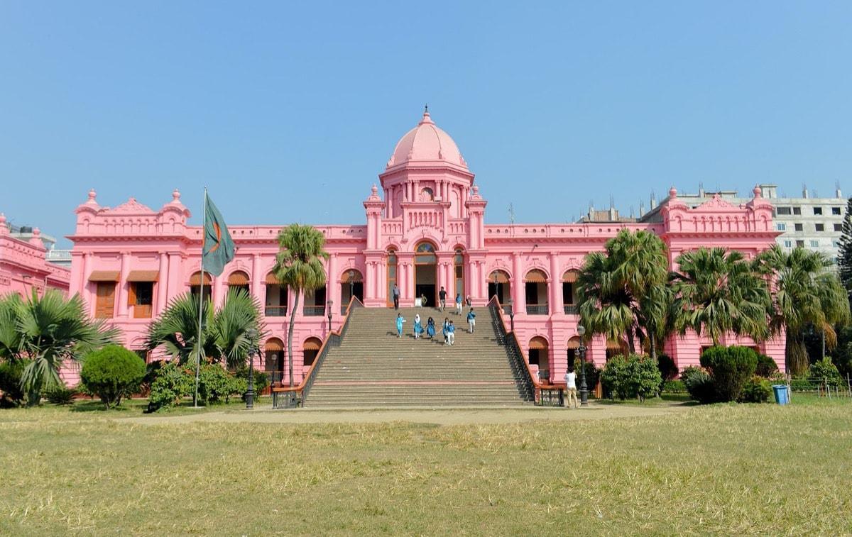 Ahsan Manzil Museum, Bangladesh