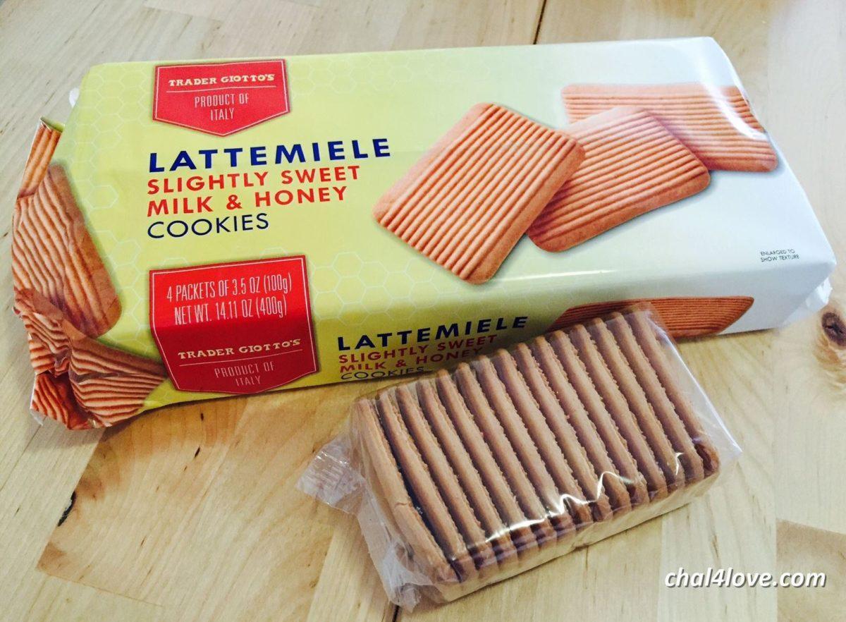 Italian Foods from Trader Joe's Trader Joe's Lattemiele Cookies