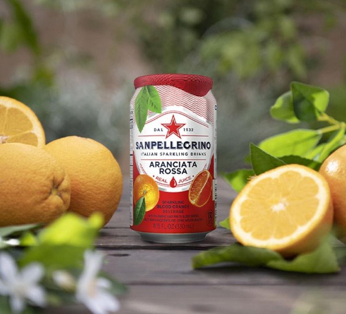 Sanpellegrino Blood Orange Soda