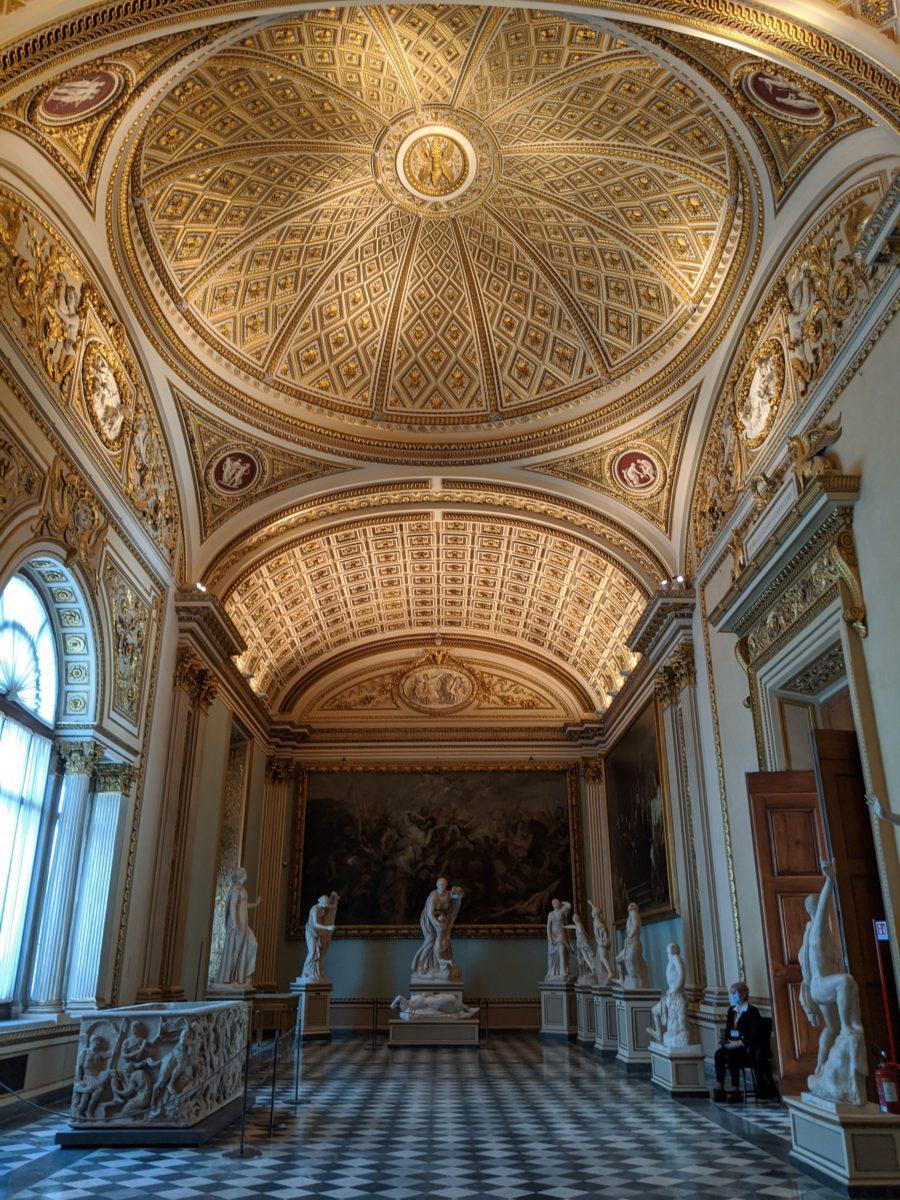 Uffizi Florence europe Virtual Tour