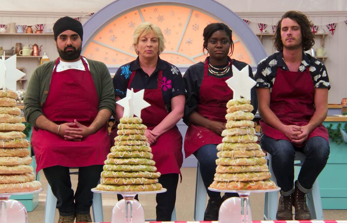The Great British Baking Show Holidays