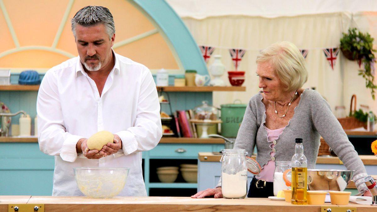 The Great British Baking Show: Masterclass